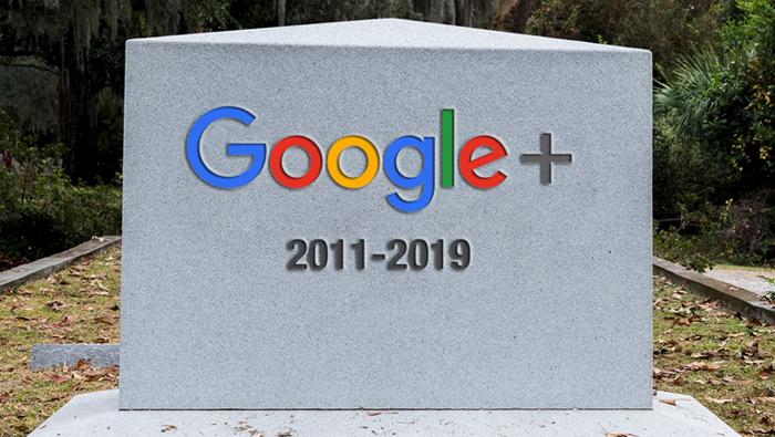 R.I.P. Google+
